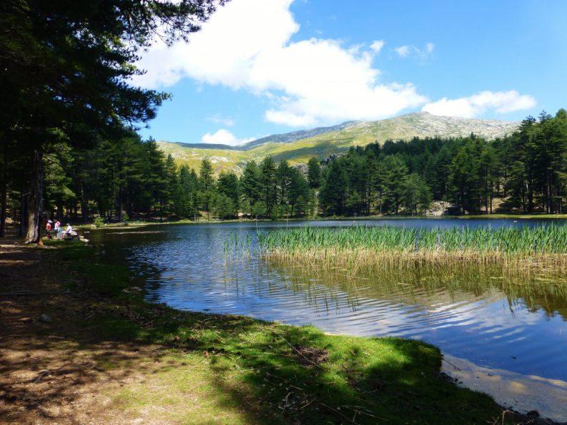 lac de Creno, Corse