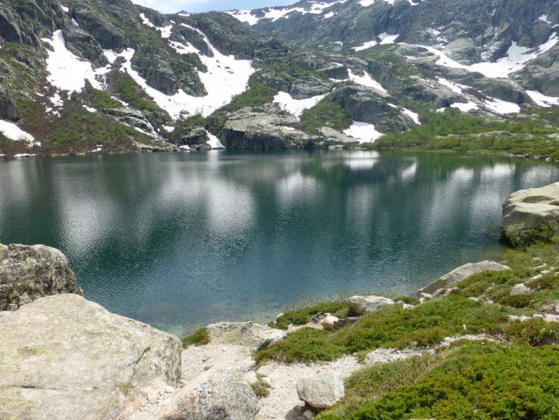 lac de Melo, Corse