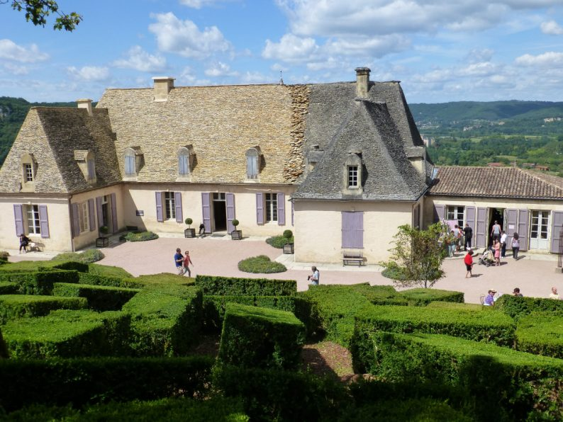 Les jardins de Marqueyssac, Dordogne
