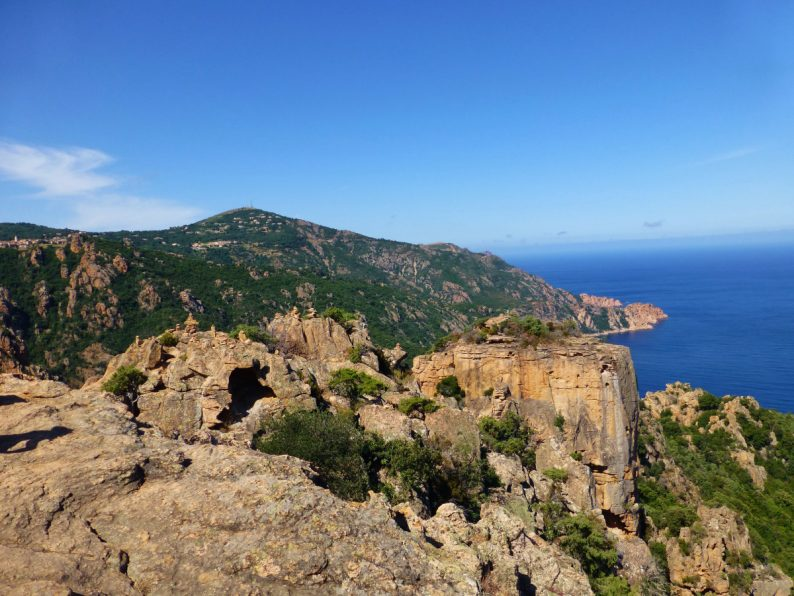 Piana, Corse
