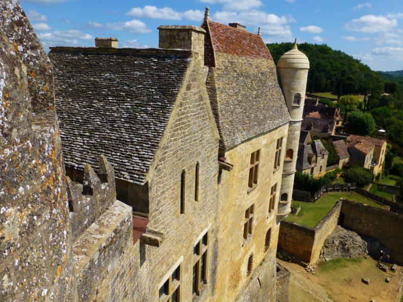 chateau de Beynac, Dordogne