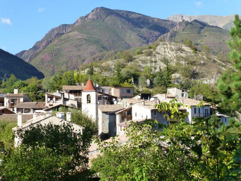 le village de Rigaud