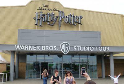 les studios Harry Potter, Londres