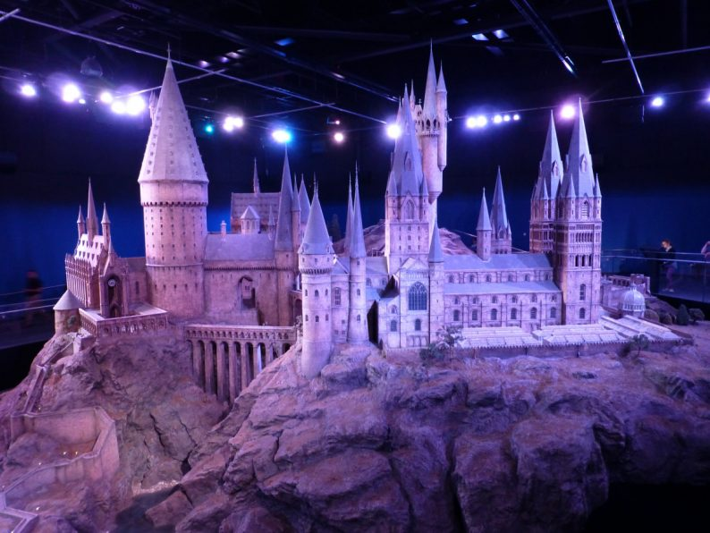 les studios Harry Potter, Londres