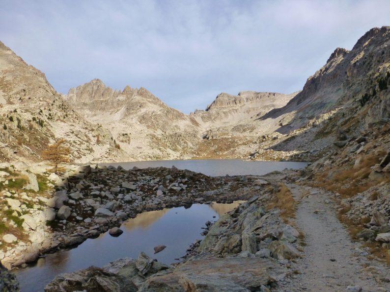 rando lac Nègre Mercantour
