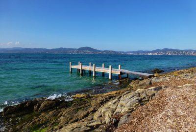 sentier du littoral Saint-Tropez