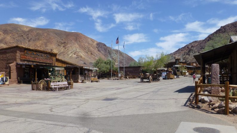 Calico Ghost Town, Californie