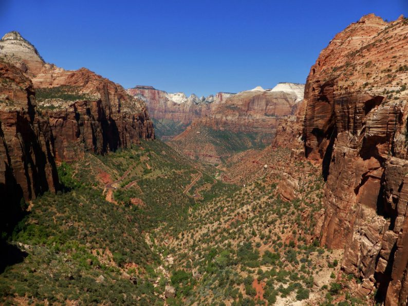 Canyon Overlook Trail, Zion NP