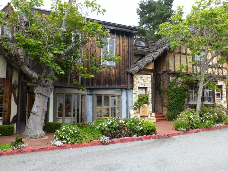Carmel-by-The-Sea, Californie