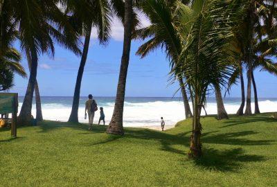 Grande-Anse, île de la Réunion