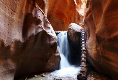 Kanarra Creek Slot Canyon Utah