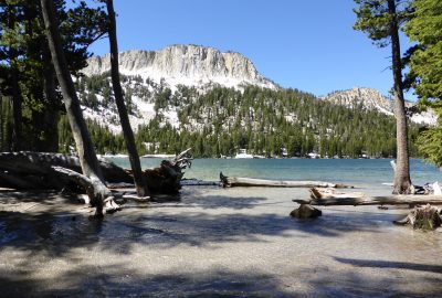 Mc Leod Lake Mammoth Lakes
