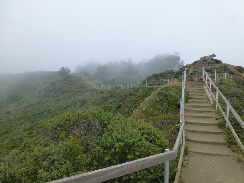 Muir Beach Overlook, Californie