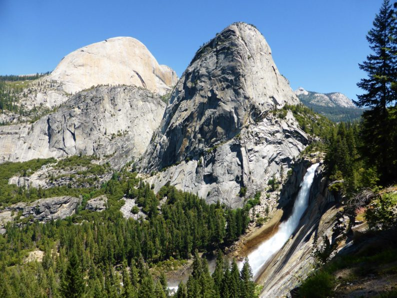 Nevada Fall Yosemite Californie