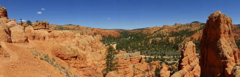 Red Canyon, Scenic byway 9, Utah