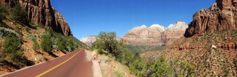 Scenic Byway 12, Zion National Park