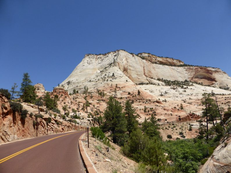 Scenic Byway 9, Zion National Park