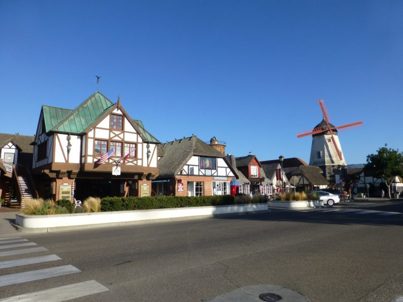 Solvang, Californie