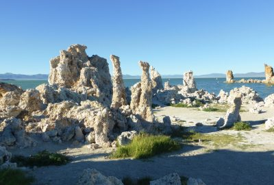 South Tufa Trail Mono Lake, Californie