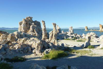 South Tufa Trail Mono Lake, Californie