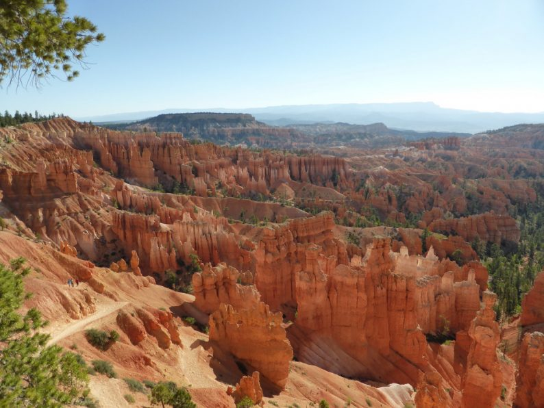 Sunset Point Bryce Canyon Natioanl Park, Utah