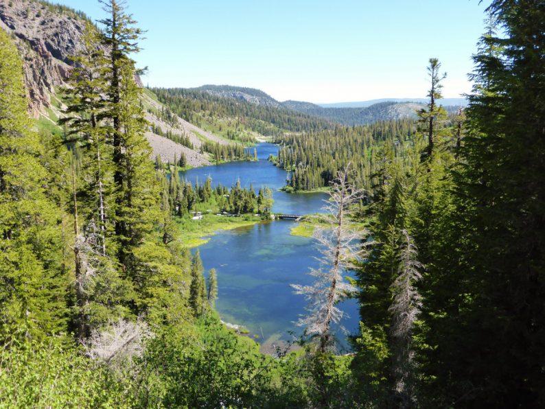 Twin Lakes Mammoth Lakes