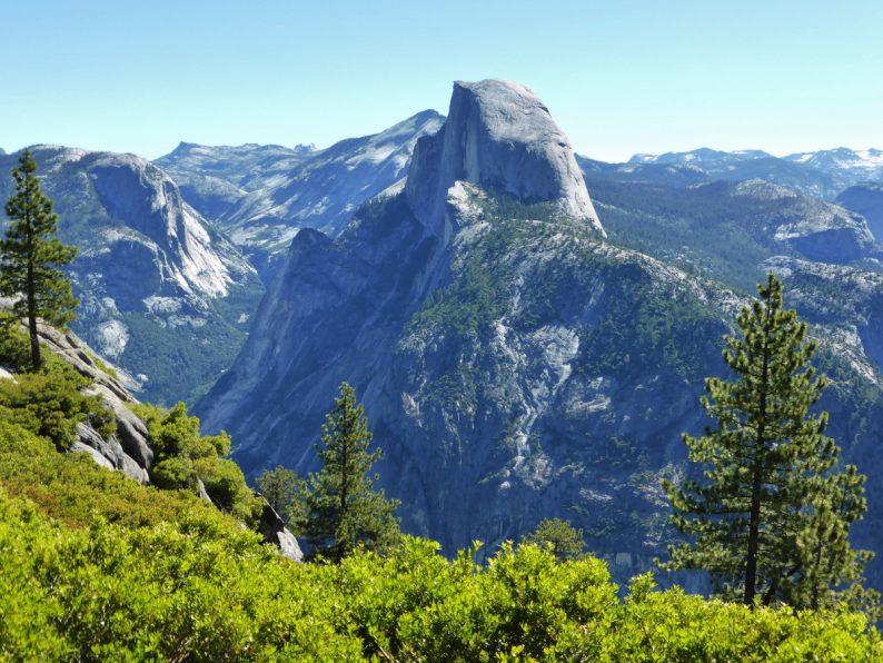 Washburn Point Yosemite, Californie