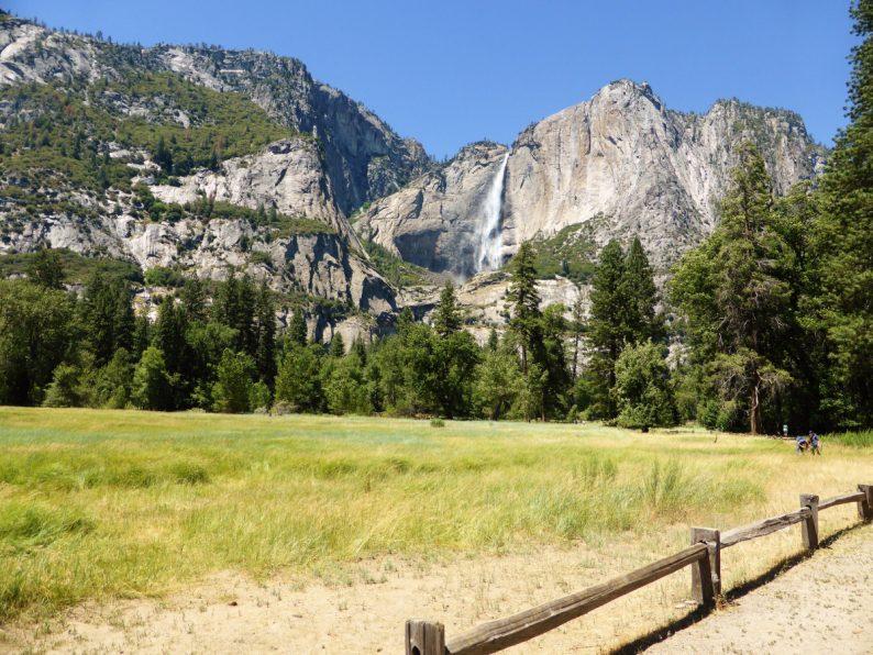 Yosemite Falls, Yosemite Californie