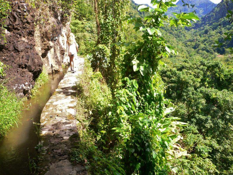 Canal de Beauregard, Martinique