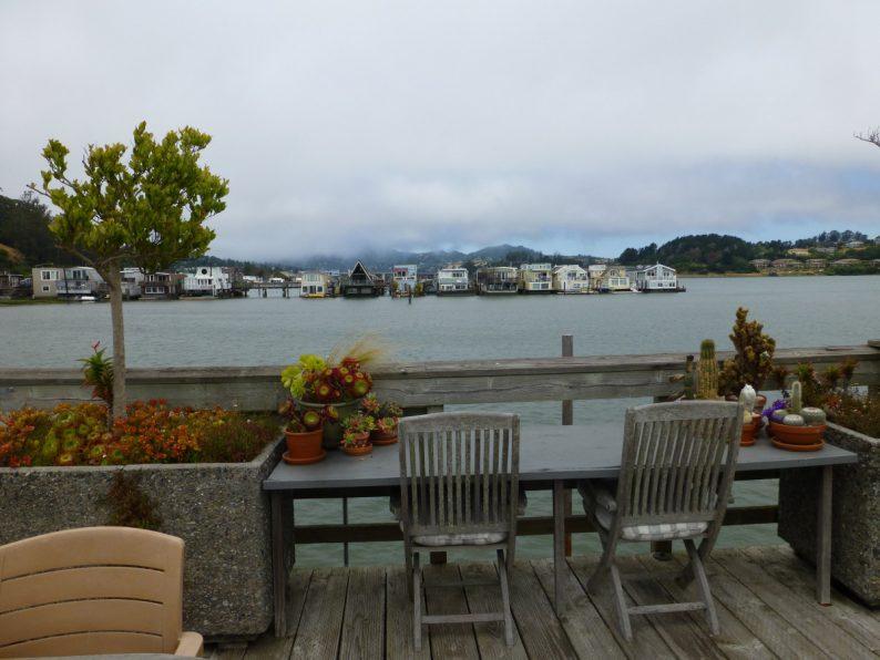 houseboats, Sausalito