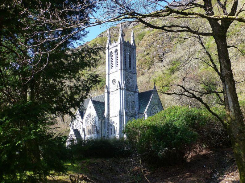 Kylemore Abbey, Irlande