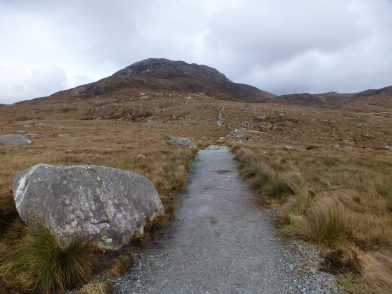 Diamond Hill, parc national du Connemara