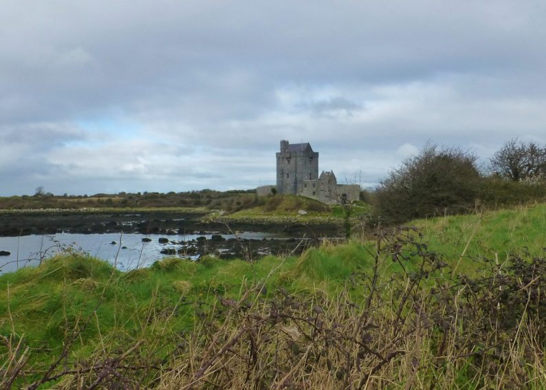 Dunguaire Castle, Irlande