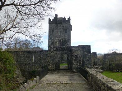 château d'Aughnanure, Irlande