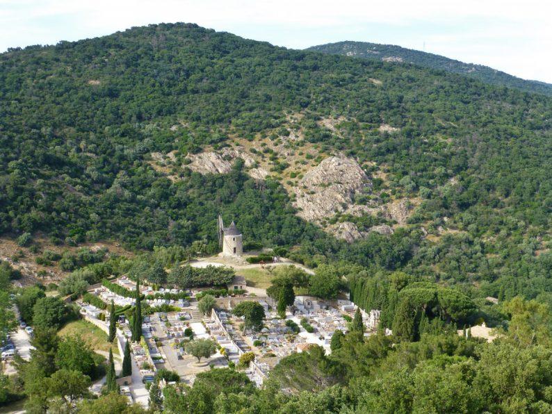 moulin Saint Roch, Grimaud