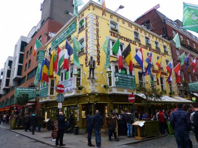 quartier Temple Bar, Dublin