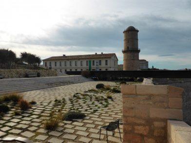 le Fort Saint-Jean, Marseille