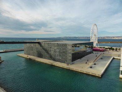 le MuCEM à Marseille