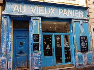 le quartier du Panier, Marseille