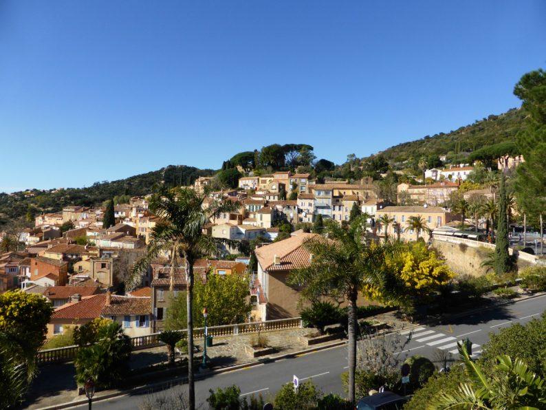 Bormes-les-Mimosas, le vieux village