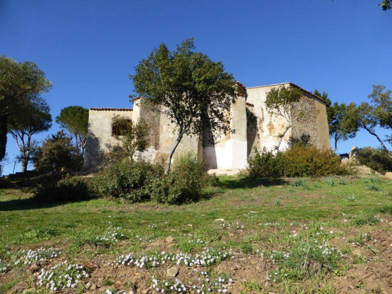 Chapelle Notre-Dame de Constance, Bormes-les-Mimosas