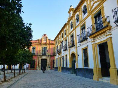 Patio Banderas, Séville