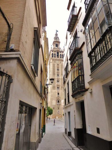 Quartier Santa Cruz, Séville