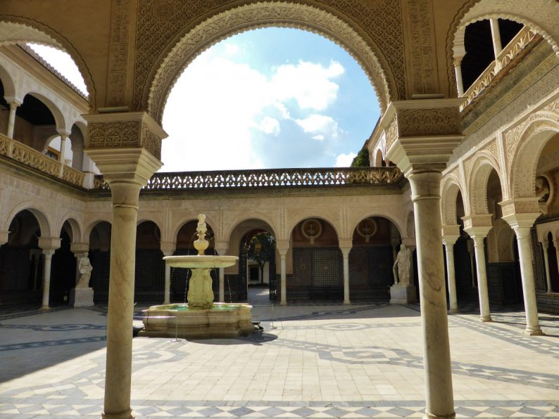 La casa de Pilatos, Séville