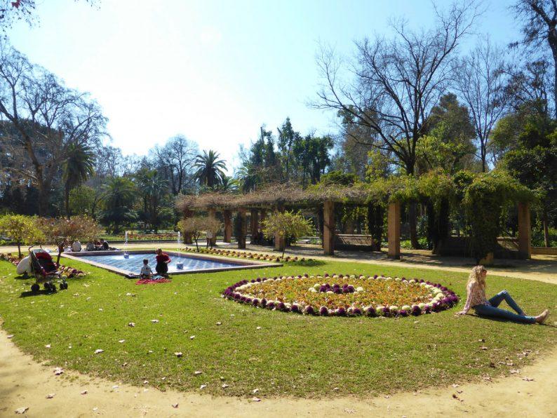 Parc de Maria Luisa, Séville