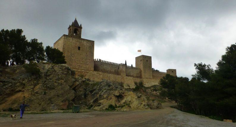 Alcazaba, Antequera