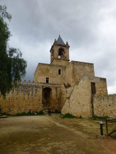 Tour de l'Hommage, Alcazaba, Antequera