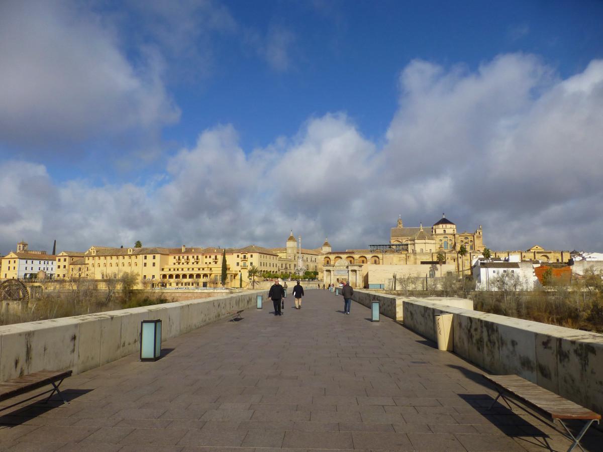 Le Pont Romain Cordoue Destination Balades