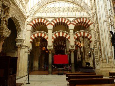 mosquée-cathédrale, Cordoue