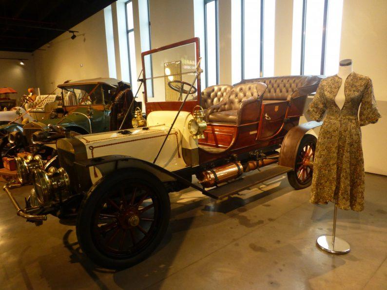 Musée de l'automobile et de la mode, Malaga